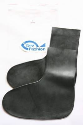 Dry Fashion Latex Socken