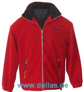 Dry Fashion Fleece-Jacke Borkum Größe 4XL