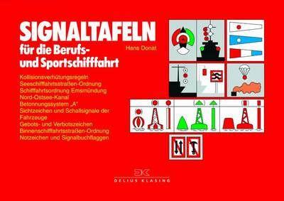 Signaltafeln für die Berufs- und Sportschiffahrt (Hans Donat)
