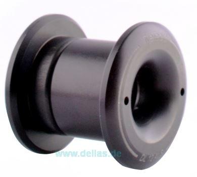 Soft-Padeyes DK von TyeTec® Decksdurchführung aus Aluminium