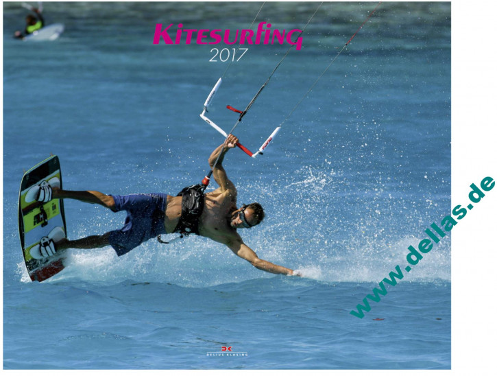 Kalender Kitesurfing 2018