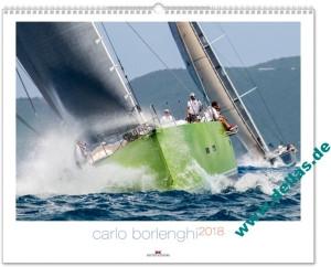 Kalender Carlo Borlenghi 2018