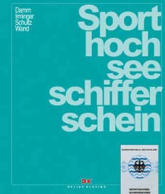 Buch Sporthochseeschifferschein
