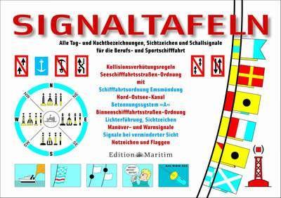 Signaltafeln Edition Maritim