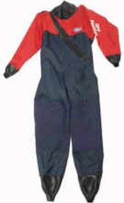 Dry Fashion Nylon Trockenanzug Größe 128 - 3XL
