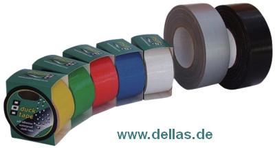 Wasserfestes Tape / Ducktape 50 mm breit