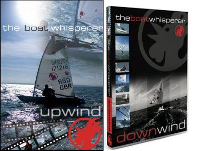 Set aus Rooster Boat Whisperer Upwind + Downwind DVD