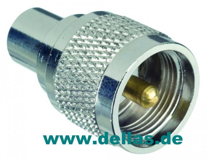 Adapter FME auf PL259 RA352