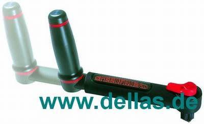 Winschkurbel SPEEDFRIEND teleskopisch 177 - 254 mm