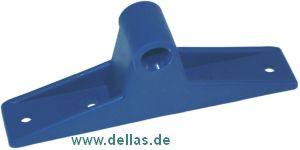 Replica Spiegelbeschlag, blau - nicht für Regatten Einzelstück!