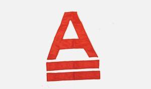 Klassenflagge A-Cat beidseitig genäht