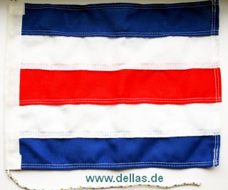 Signalflagge C (Bahnänderung)