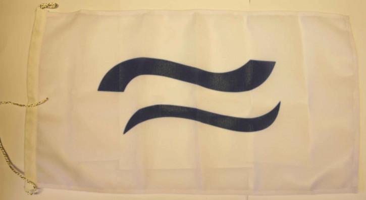 Klassenflagge Finn beidseitig gedruckt