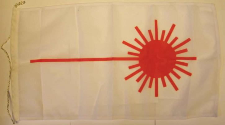 Klassenflagge Laser beidseitig gedruckt