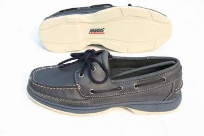 MUSTO 2 EYE DECK SHOE