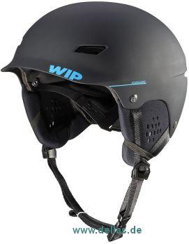 Forward Wipper Helm Mat-Shiny Black