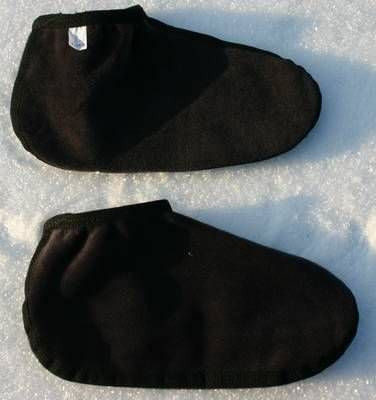 Guy Cotten Fleece Socken kurz