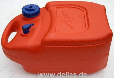 Benzintank 12 Liter