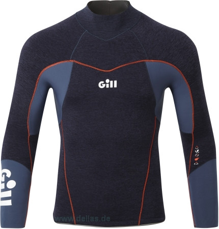 Gill Firecell Top – Neopren- Shirt 3,5 mm