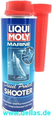 LIQUI MOLI Marine Diesel Protect Shooter 200 ml
