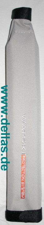 Watski Wantenspannerschutz aus UV-stabilem grauem Nylon