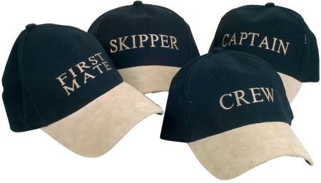 Crew Cap Captain