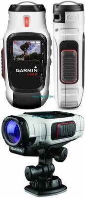 GARMIN VIRB HD-Action-Kamery mit WLAN und GPS