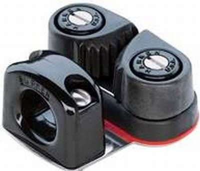 150 Cam-Matic® oder 365 Carbo-Cam® auf Platte mit Leitöse