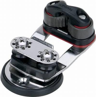 Dreh-Basis mit 468 Micro Cam-Matic® und 16mm Scheiben