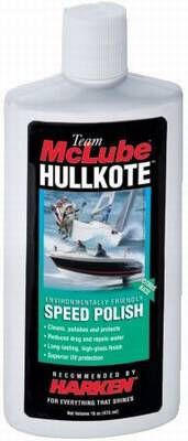 Team McLube Hullkote Speedpolish