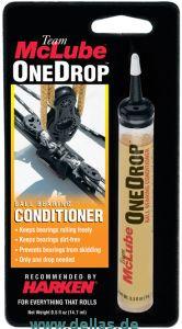 Team McLube ONEDROP Kugellager conditioner Inhalt: 14,7 ml