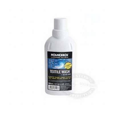 HOLMENKOL TextileWash+active dry - Spezialwaschmittel für Funktionstextilien 500 ml