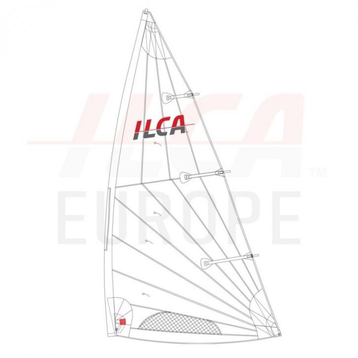 Segel ILCA7 - MK2 (Laser Standard)