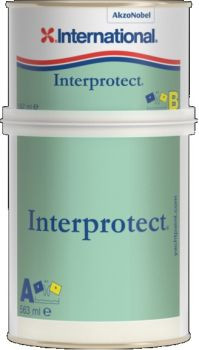 International Interprotect 750 ml  grau