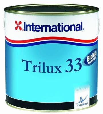 Trilux 33 Antifouling 2,5l weiß