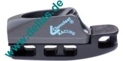 Clamcleat® AEROCLEAT mit Racing Junior MK2 harteloxiert 3 - 6mm