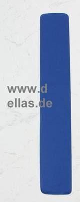 Segelnummer 1, 380 mm Blau