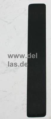 Segelnummer 1, 380 mm Schwarz