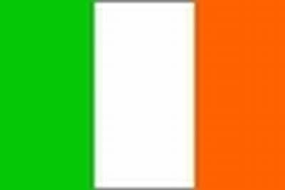 Nationalflagge Irland