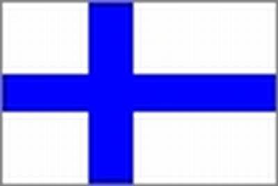 Nationalflagge Finnland
