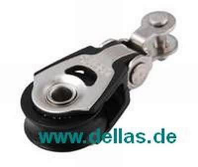 Block Dynamic 20 mm mit Haken
