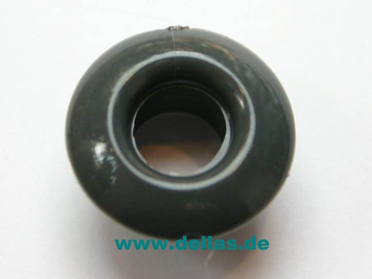 Decksdurchführung Nylon anthrazit 8 mm