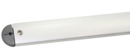 Saling, Aluminium silber eloxiert 490 mm lang