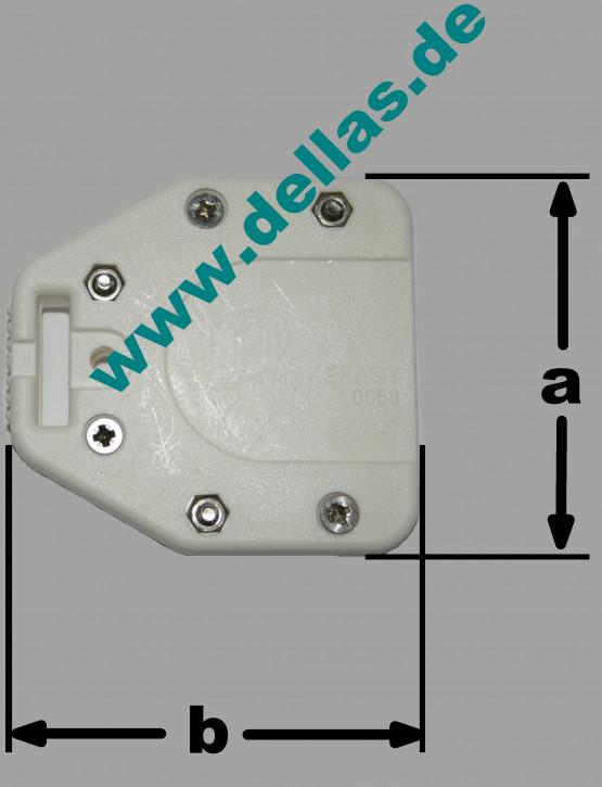 Lattentaschenschutz 40 mm Makefast