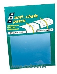 PSP Clear Anti-Chafe Tape Scheuerschutz 4 Bögen