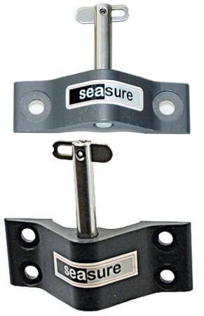 SeaSure Aluminium Spiegelbeschlag mit Drop Nose 8 mm