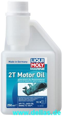 LIQUI MOLY Marine 2-Takt Öl 250ml
