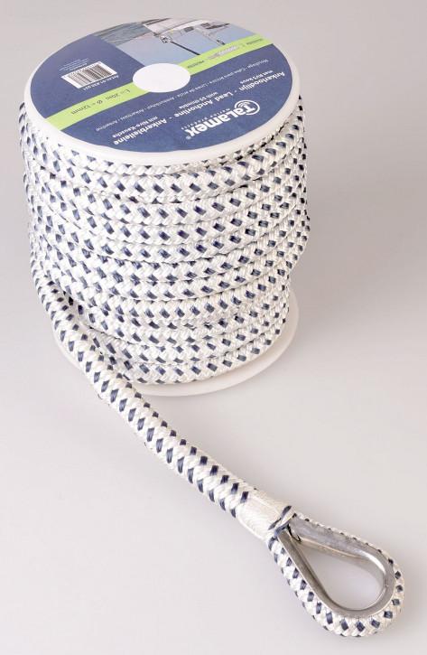 Ankerleine Polyester geflochten, 12 - 16 mm