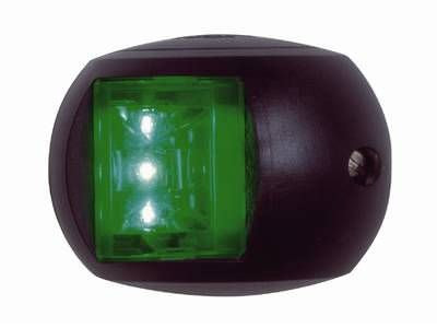 Aqua Signal LED Steuerbordlaterne Serie 34