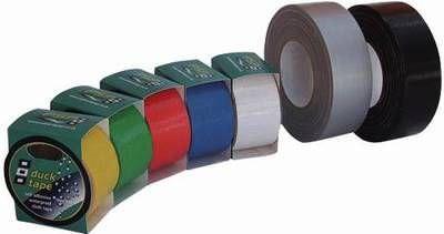 Wasserfestes Tape / Ducktape 50 mm x 25 m Silber